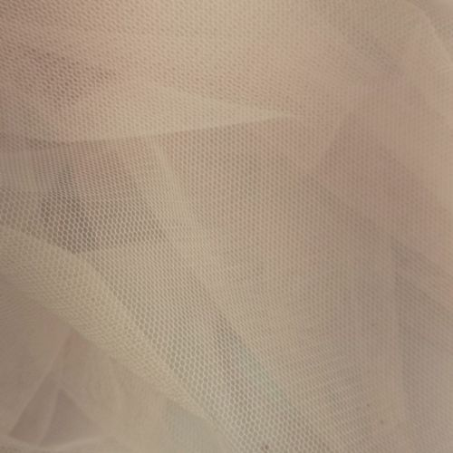 Soft Tull | Light Pink  150 cm | Poly Tulle Blush